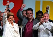 ELECCIONES PRESIDENCIALES EN BRASIL 2014