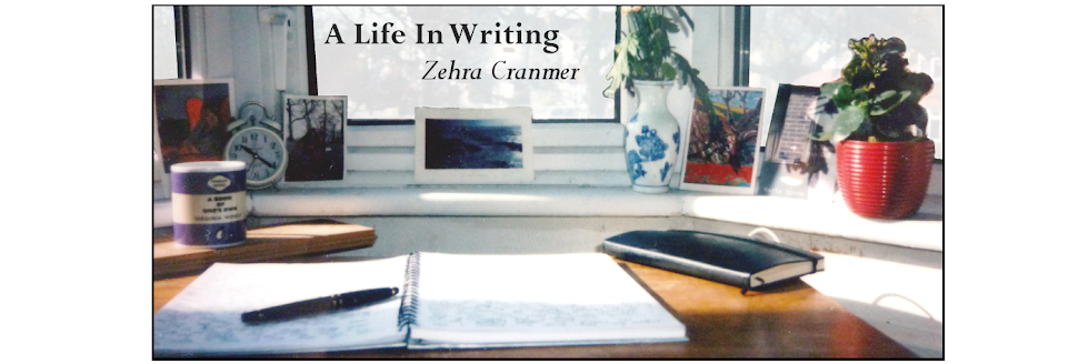 A Life in Writing Zehra Cranmer