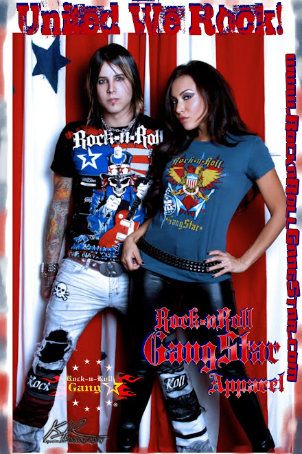 Rock-n-Roll GangStar Apparel