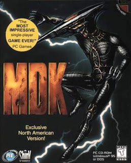 MDK pc game cover art download free