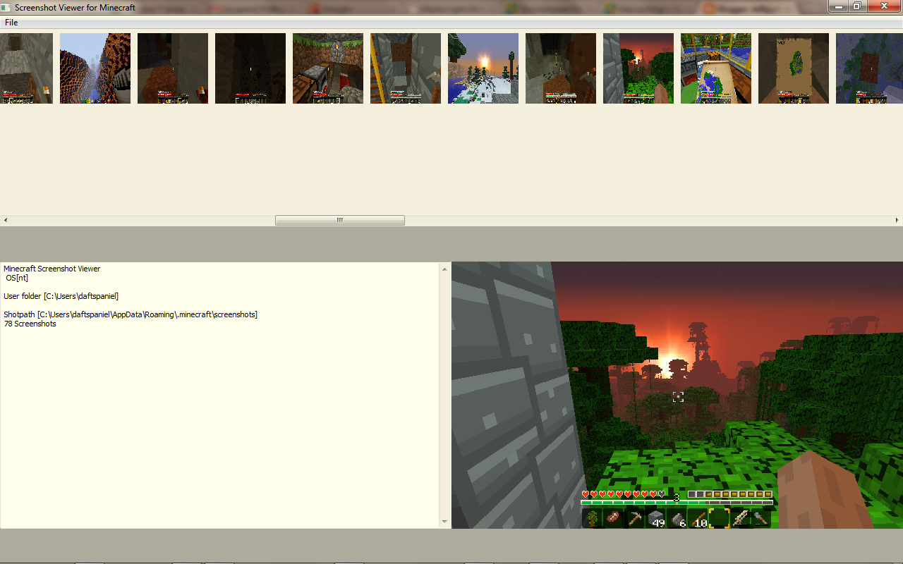 how to find mincraft folder on mac