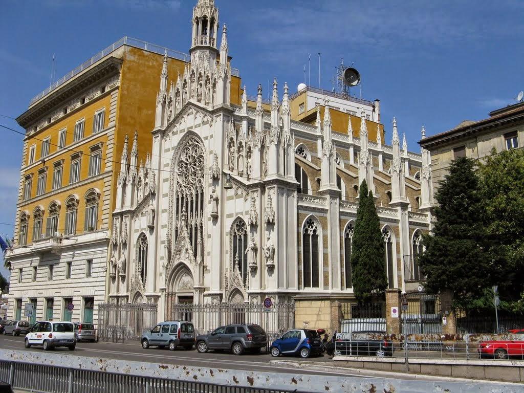 необычный музей в Риме