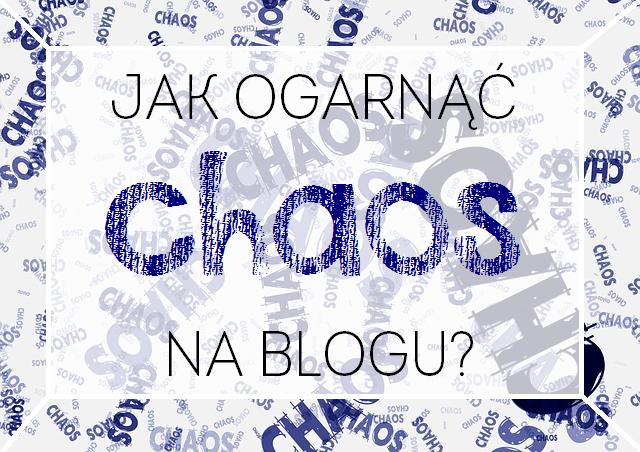 teść bloga, chaos, pasek boczny, wytwórnia małejgosi