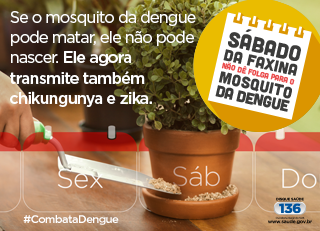 #CombataDengue