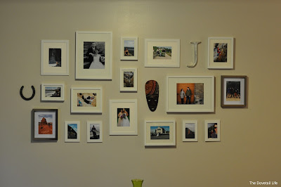 New gallery wall