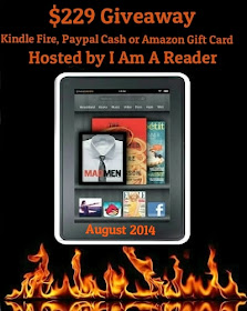 August Kindle Fire Giveaway (ends 8/31)