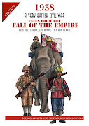 1938 A Very British Civil War; Tales from the Fall of the Empire