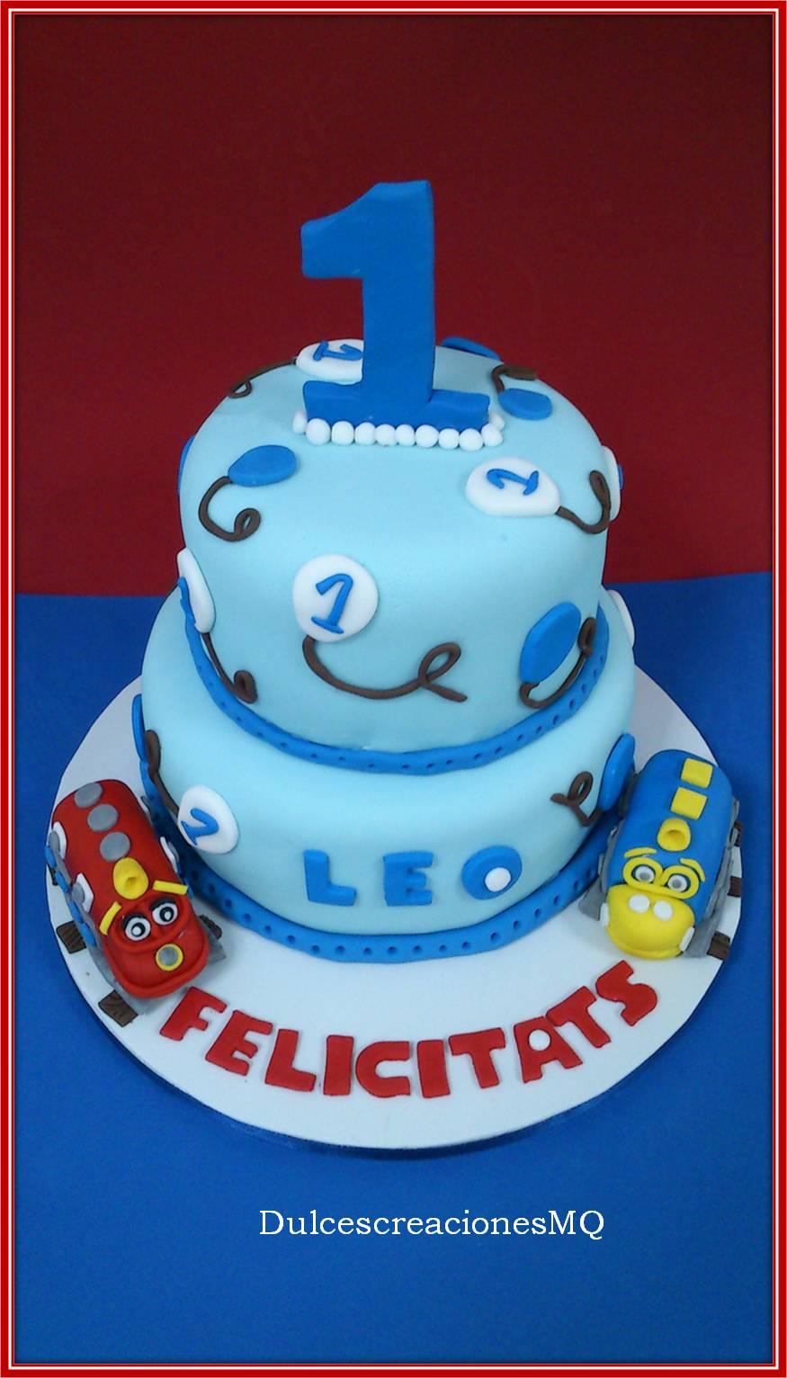 Marzo 2013 dulces creaciones - Bizcocho de cumpleanos para ninos ...