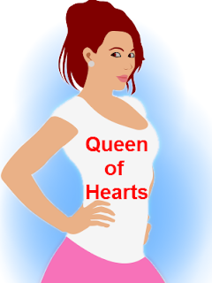 Red headed woman free clipart