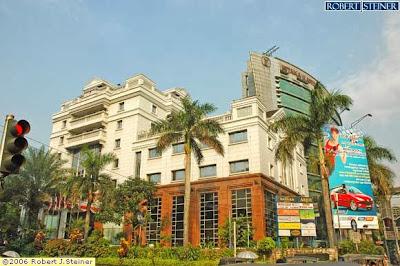 Hotel Ambhara Jakarta Selatan