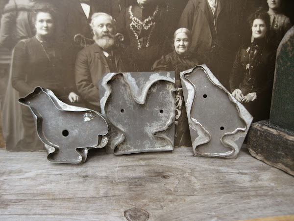 Early Cookie Cutters
