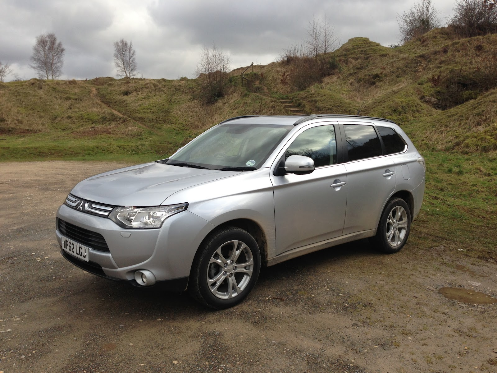 The New 3rd Generation Outlander ...