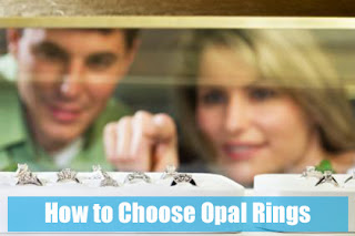 How to Choose Opal Rings