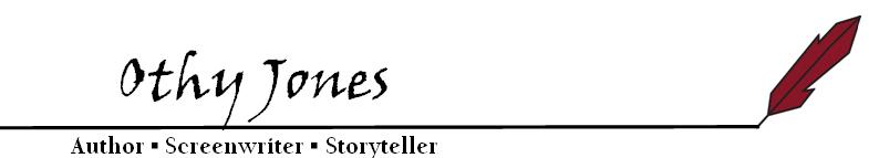 Author Othy Jones