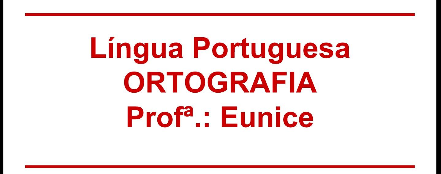 Atividades de Língua Portuguesa para o 1º Ano C – Vespertino