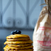 Goji bessen en Havermout pannenkoekjes