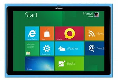 Nokia Windows 8 Tablet specifications, Price