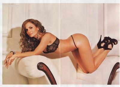 Fotos y biografía de Aura Cristina Geithner [Colombiana]