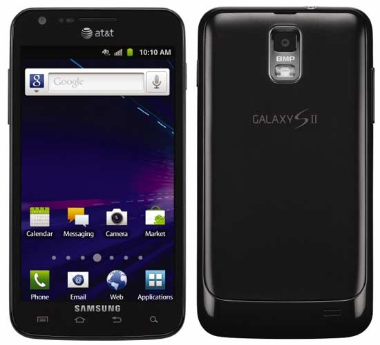 AT&T offers LTE enabled Samsung Galaxy S II Skyrocket for $250
