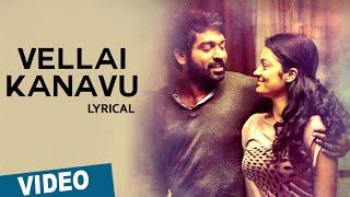 Vellai Kanavu Song with Lyrics _ Mellisai _ Vijay Sethupathi _ Gayathrie _ Sam.C.S _ Ranjit Jeyakodi