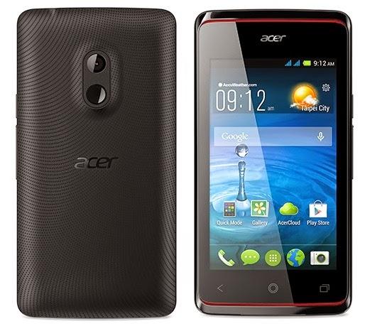 Acer Liquid Z200 - Smartphone 4 Inch Terbaik