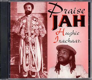 Cover Album of Hughie Izachaar - Praise Jah
