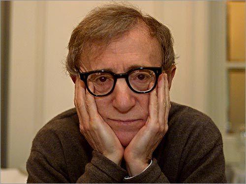 Woody allen education