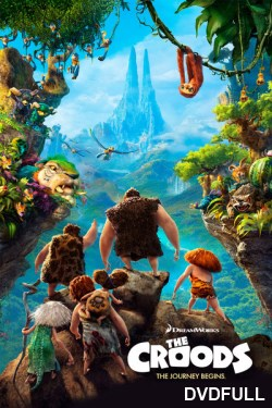 The Croods DVD Full latino Final