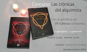 Concurso: Las crónicas del alquimista
