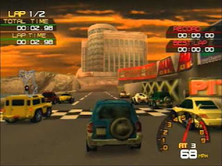 Free Download Games gadget racers PS2 ISO For PC Full Version ZGASPC