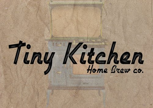 Tiny Kitchen Home Brew
