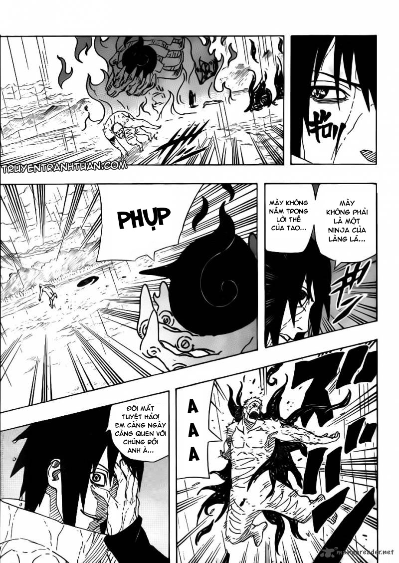 Naruto - Chapter 574 - Pic 15
