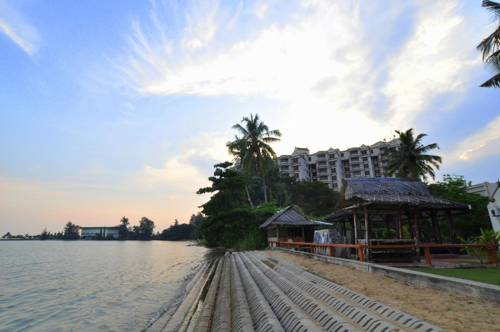 Shah Resort Melaka Shah Beach Resort Memang