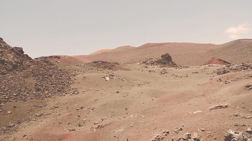 Foto de un desierto