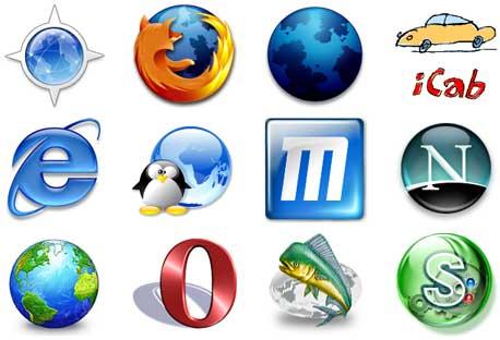 Macam-macam Web Browser ~ Pratama Komputer