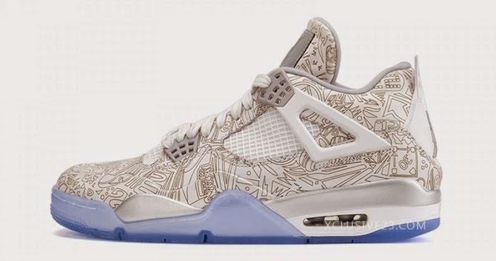 """Air Jordan 4 """"Laser"""" - Release Date: Feb. 7th"""