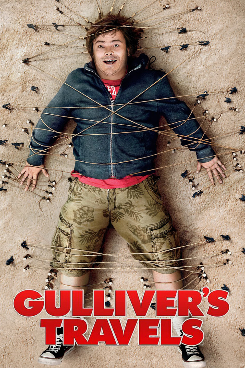 The Adventures of Young Gulliver