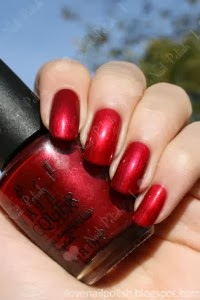 I Love Nail Polish A And Beauty Blog M Not Really Waitress Vs An Affair In Red Square Opi