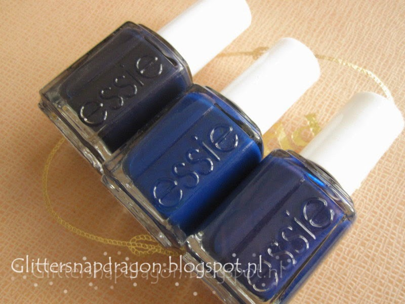 Essie After School Boy Blazer, Style Cartel, No More Film