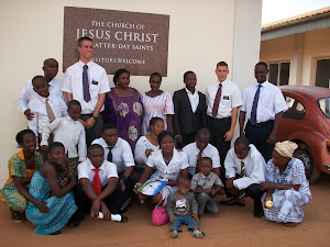 Baptisms from Abuakwa