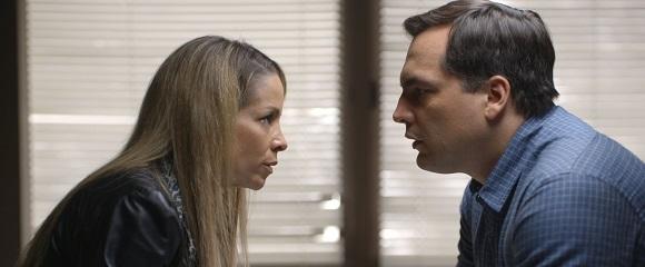 Danielle Winits e Daniel Boaventura em ODEIO O DIA DOS NAMORADOS