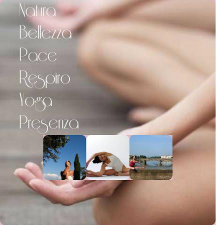 Lezioni di Yoga al Bio B&B Villa Medicea Lappeggi