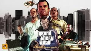 أول مهمة GTA 5 ps4-xbox one