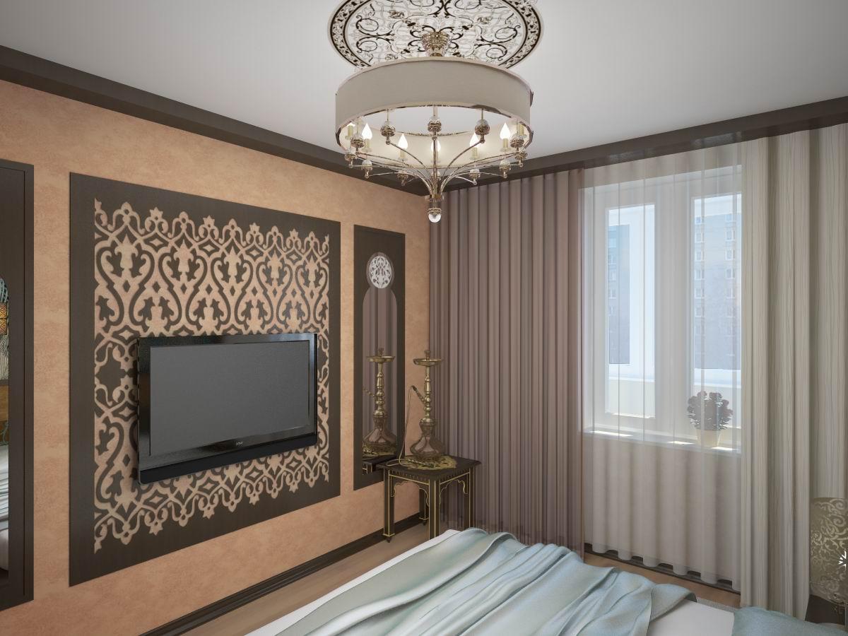 Панельные дома дизайн гостиная