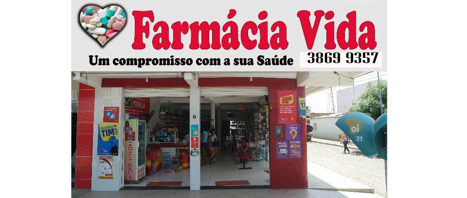 FARMACIA VIDA EM LAGOA GRANDE
