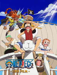 One Piece Movie 1 | One Piece: The Great Gold Pirate [bd]