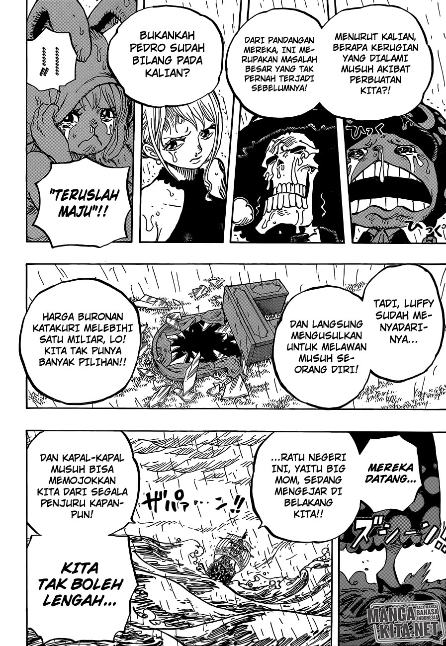 One Piece Chapter 879-4