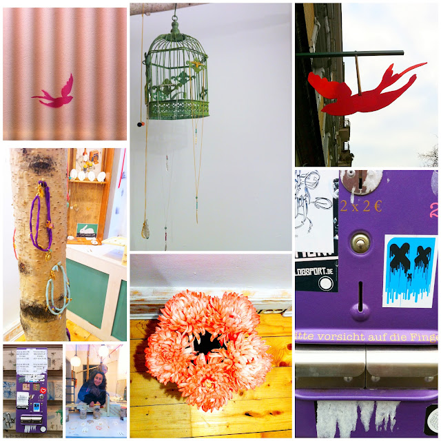 Collage Jewelberry Hamburg