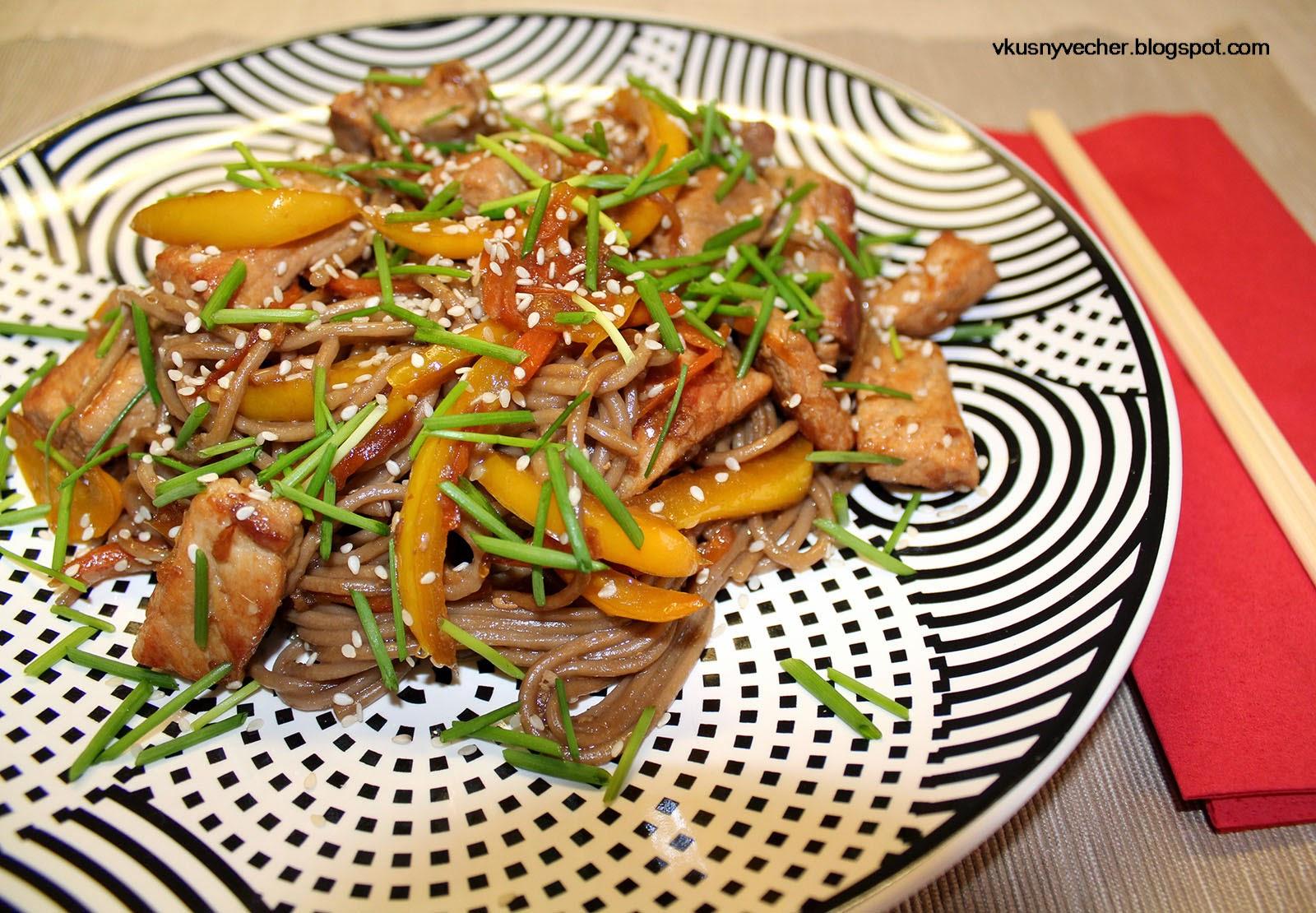 Рыба в соусе терияки рецепт пошагово