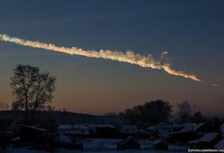 meteor, chelyabinsk, russia